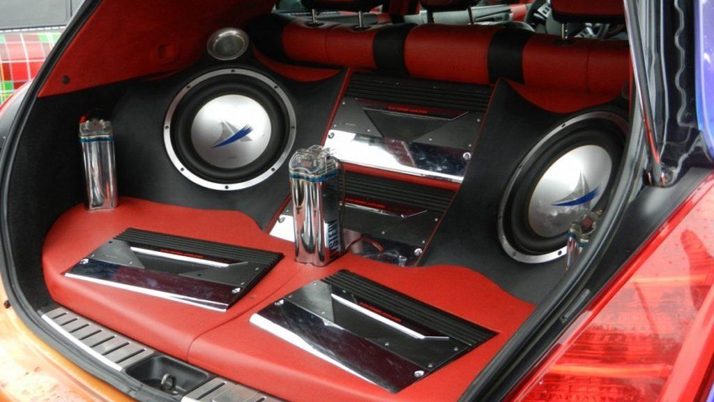 Построение музыки в авто. Простая система