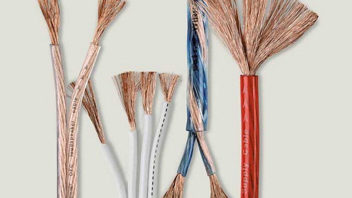 Как выбрать сечение для акустического кабеля?