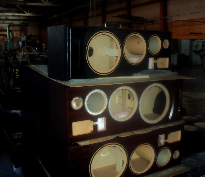 производственный цех Radiotehnika