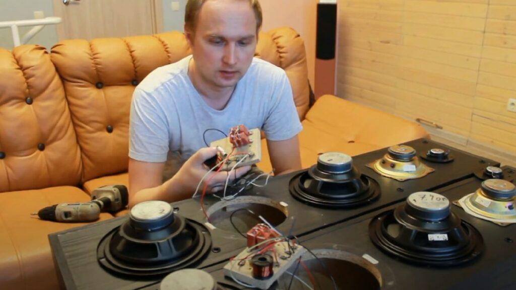 Кроссоверы кроссовер Radiotehnika Rigonda 5.1