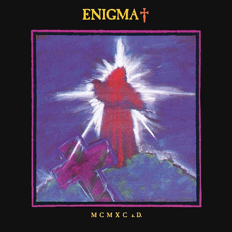 """Enigma """"MCMXC a.D."""" 1990"""