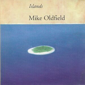 """Mike Oldfield альбом """"Islands"""" 1987г"""