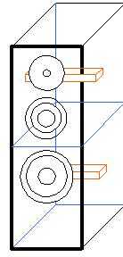 трехполосная акустика